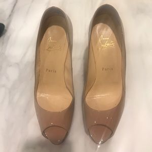 Christian Louboutins heels